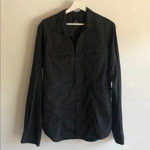 Men's PrAna button front shirt